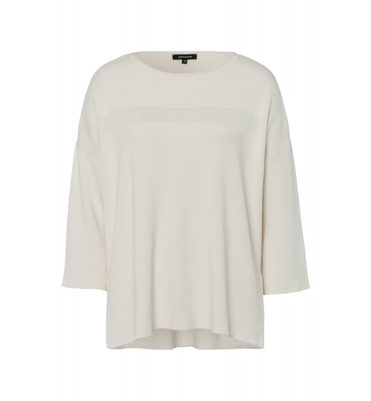 weiter Pullover, créme 01011014-0033 1