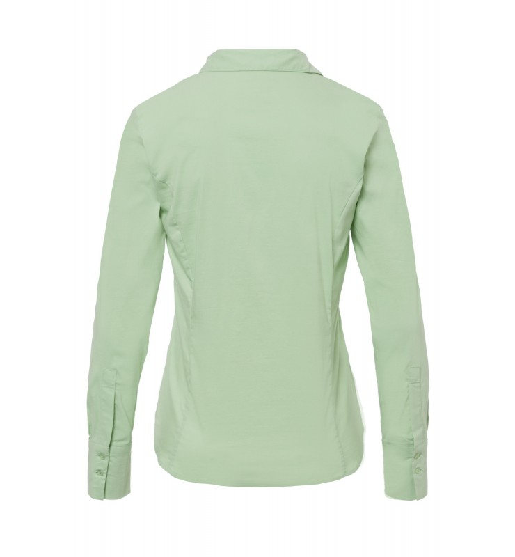 Businessbluse, soft green 01012572-0615 2