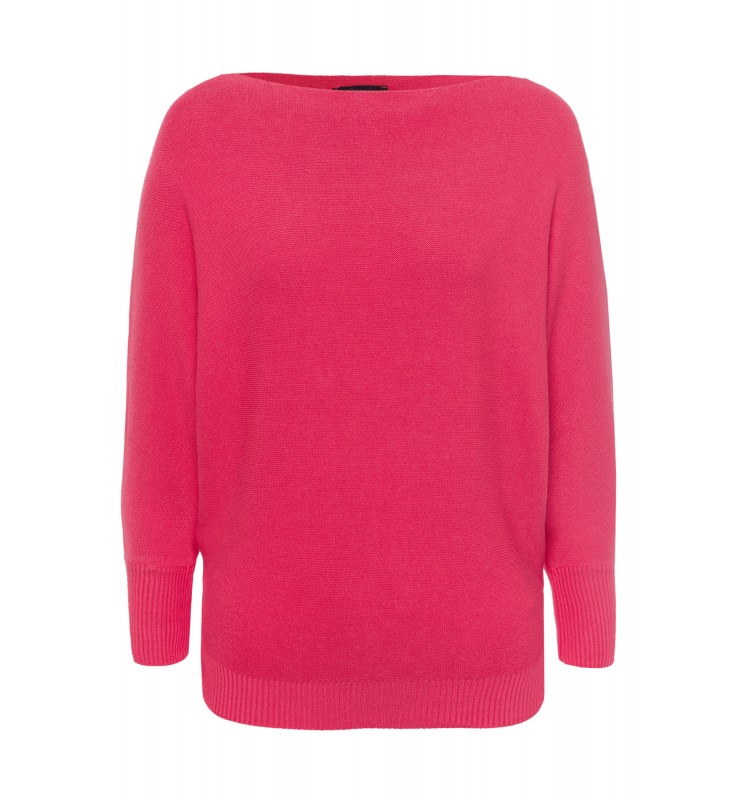 Fledermaus-Pullover, soft rasberry 01021051-0835 1