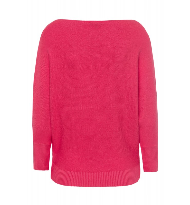 Fledermaus-Pullover, soft rasberry 01021051-0835 2