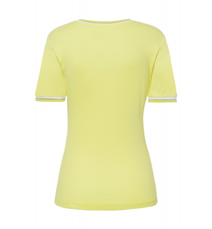 T-Shirt, lime green 01030010-0616 2