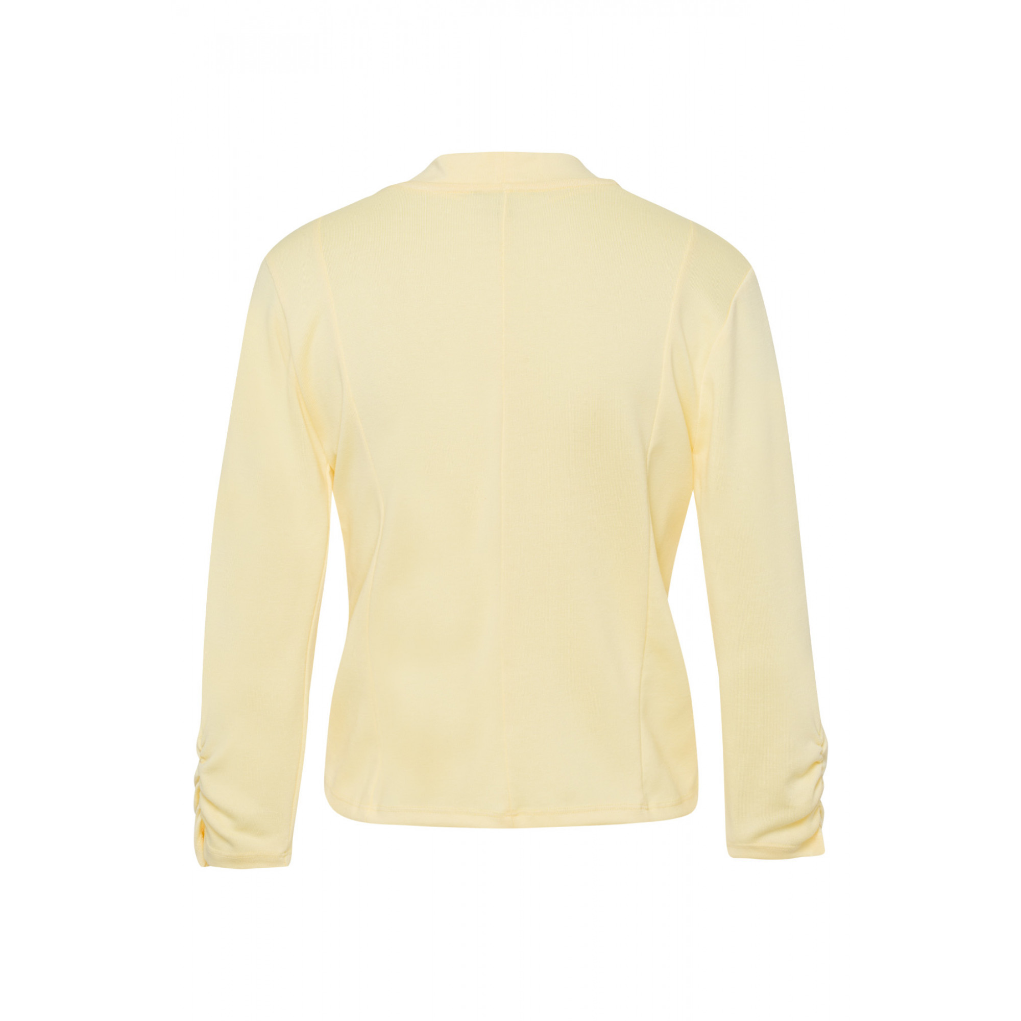 Shirtjacke, pastel yellow 01050022-0128 2