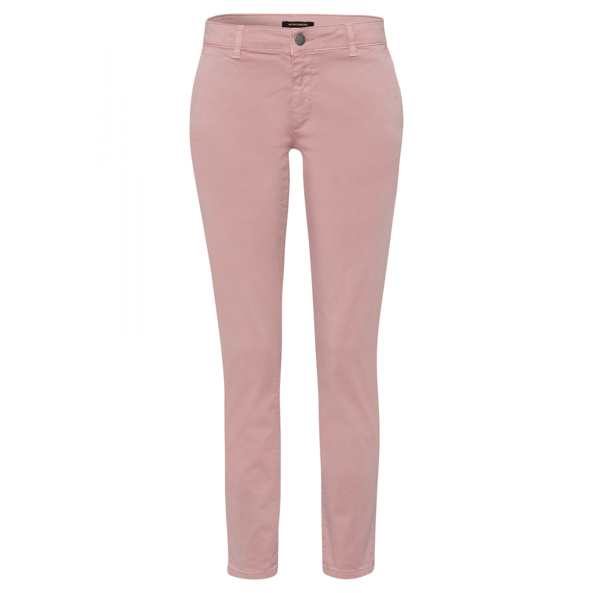 Baumwoll/Stretch Chino, rosé 01074010-0814 1