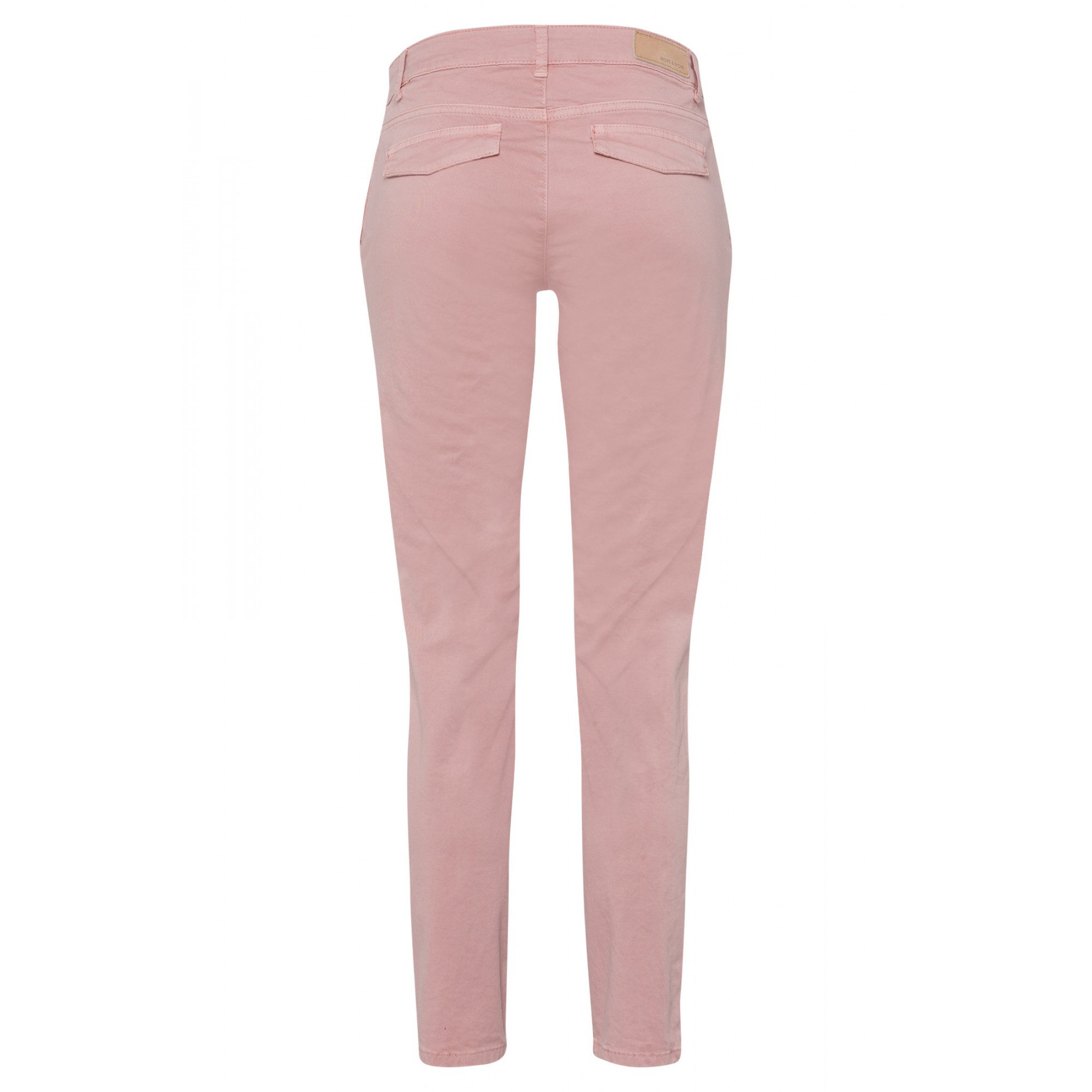 Baumwoll/Stretch Chino, rosé 01074010-0814 2