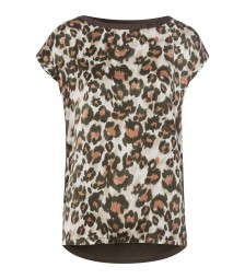 Shirt, Leoprint