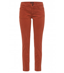 Colored Pants, terracotta