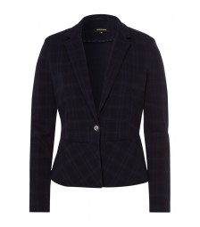 Blazer, toniges Karo