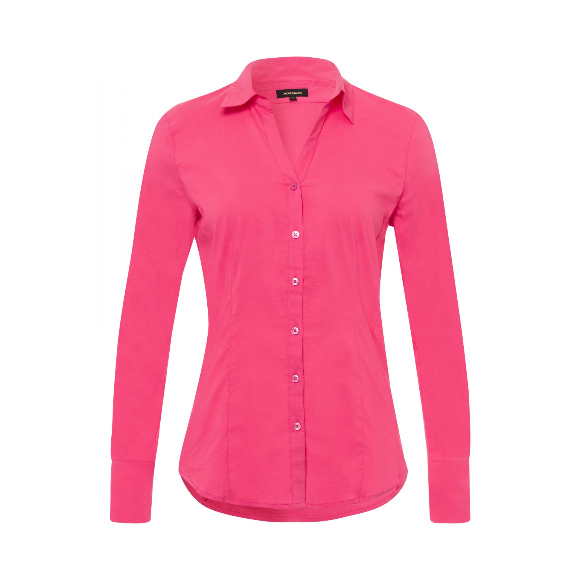 Businessbluse, mild pink 01122572-0833 1