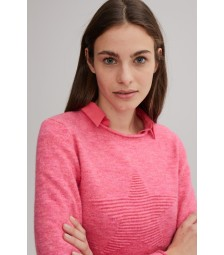 Businessbluse, mild pink 01122572-0833