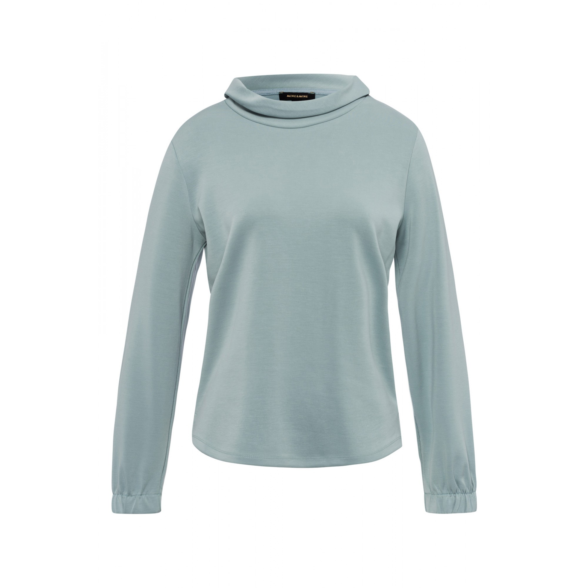 Sweatshirt, mint 01640285-0341 1