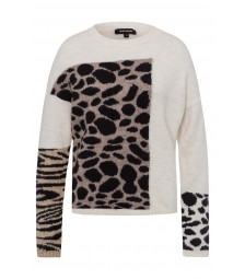 Pullover, Animal-Mix