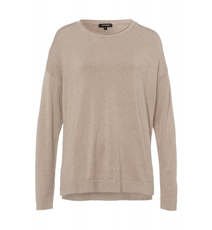 Pullover, Oversize, sand 01911527-0245 1