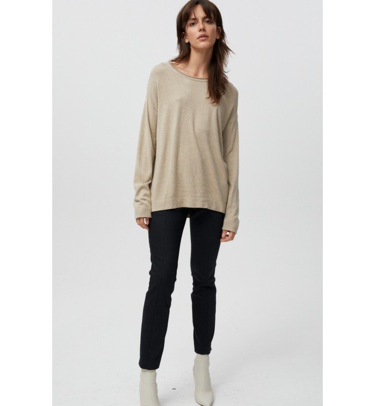 Pullover, Oversize, sand 01911527-0245 3