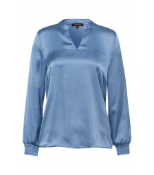 Blusenshirt, dusty blue