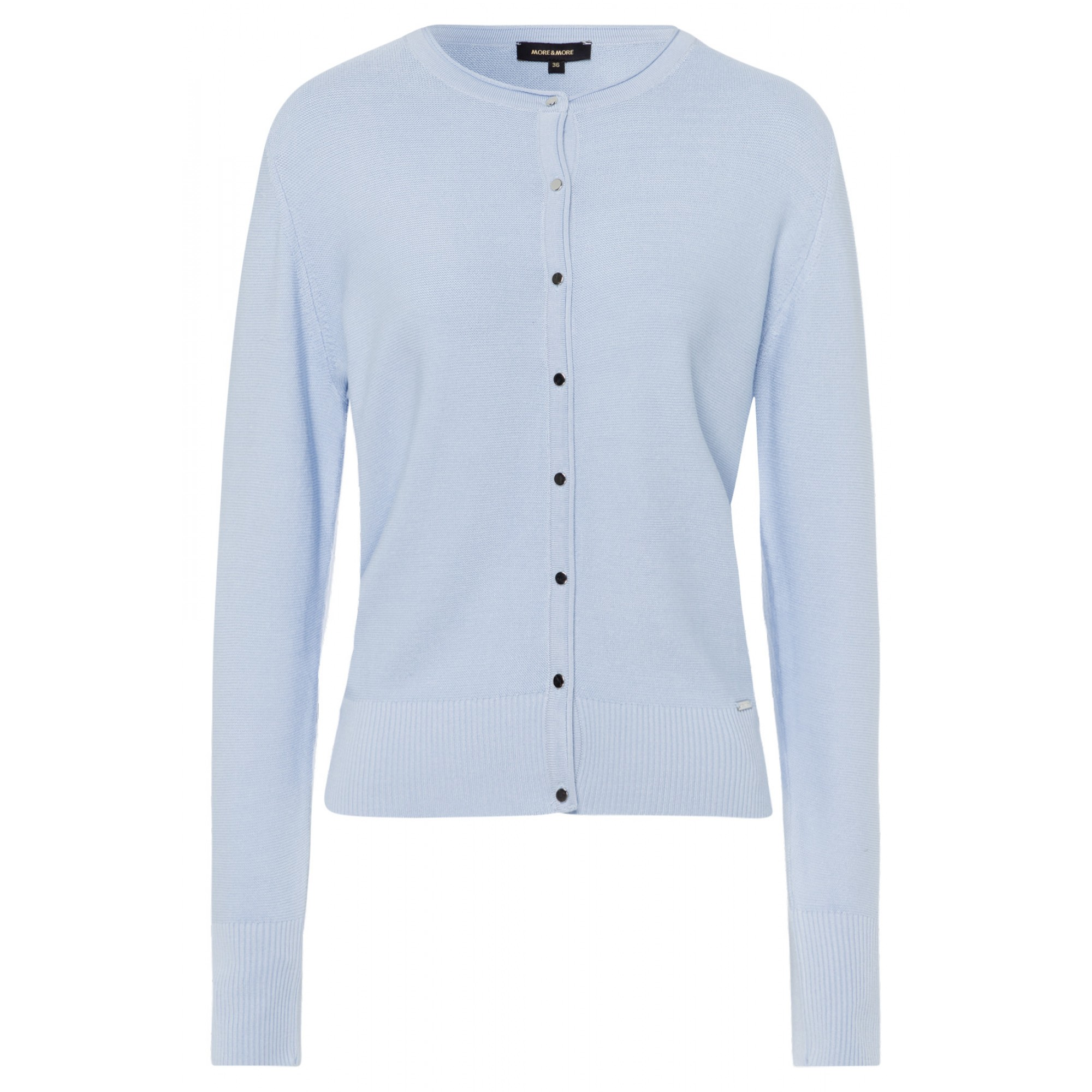 Cardigan, soft blue 11821548-0305 1