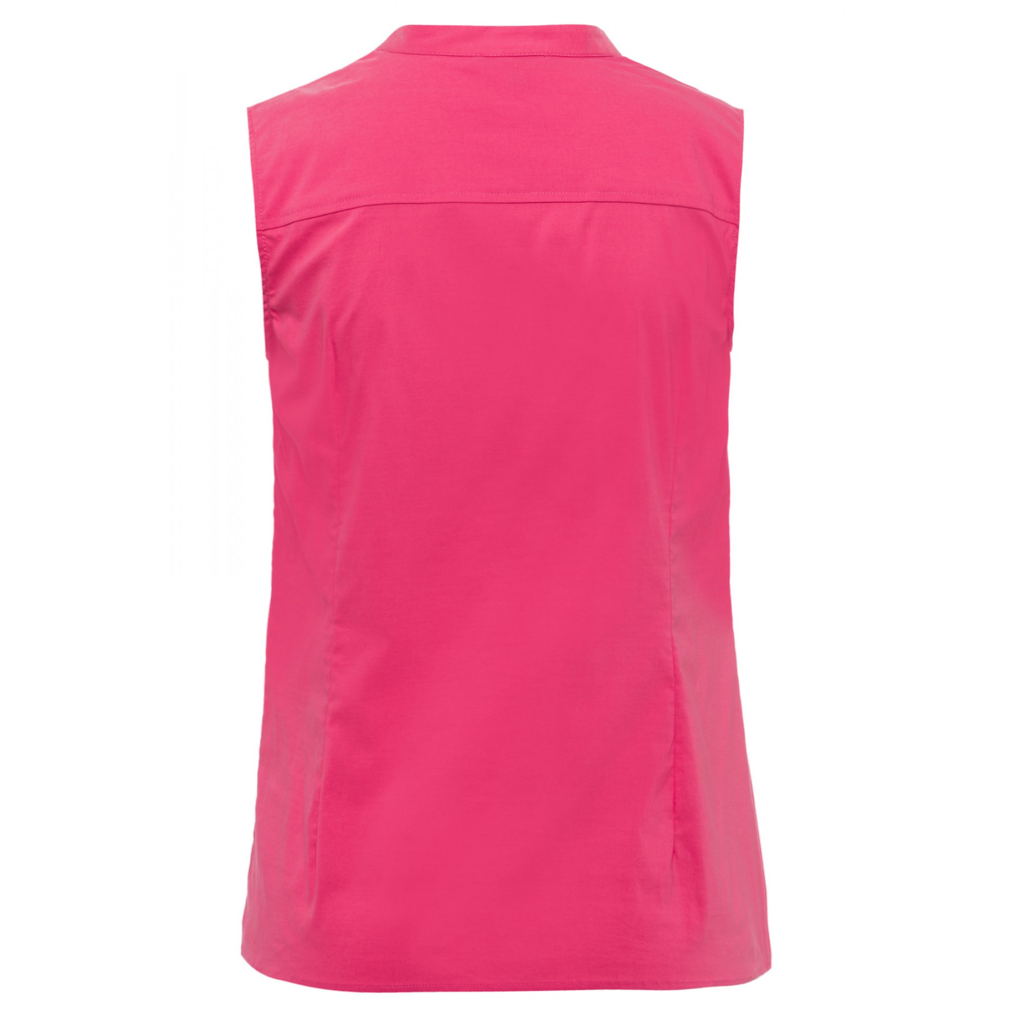 Bluse, Baumwoll/Stretch, pink berry 11832590-0831 2
