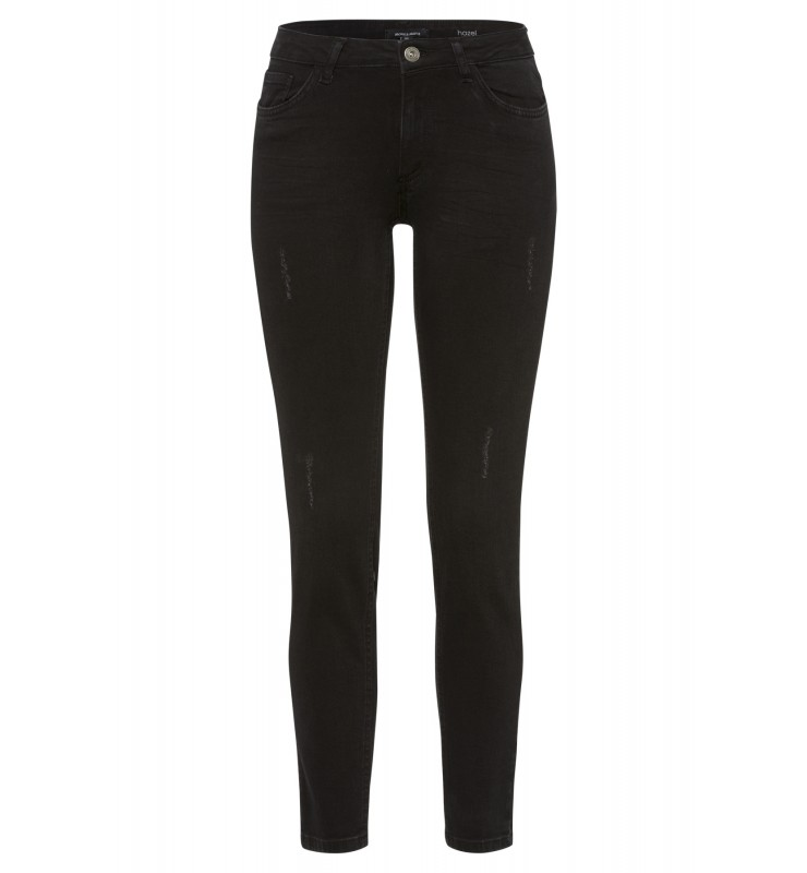 Black Denim Jeans, Hazel 81094240-0966 1