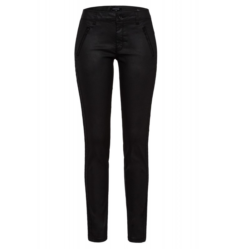 Coated Denim, schwarz, Hazel 81094242-0790 1
