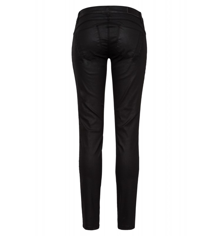 Coated Denim, schwarz, Hazel 81094242-0790 3