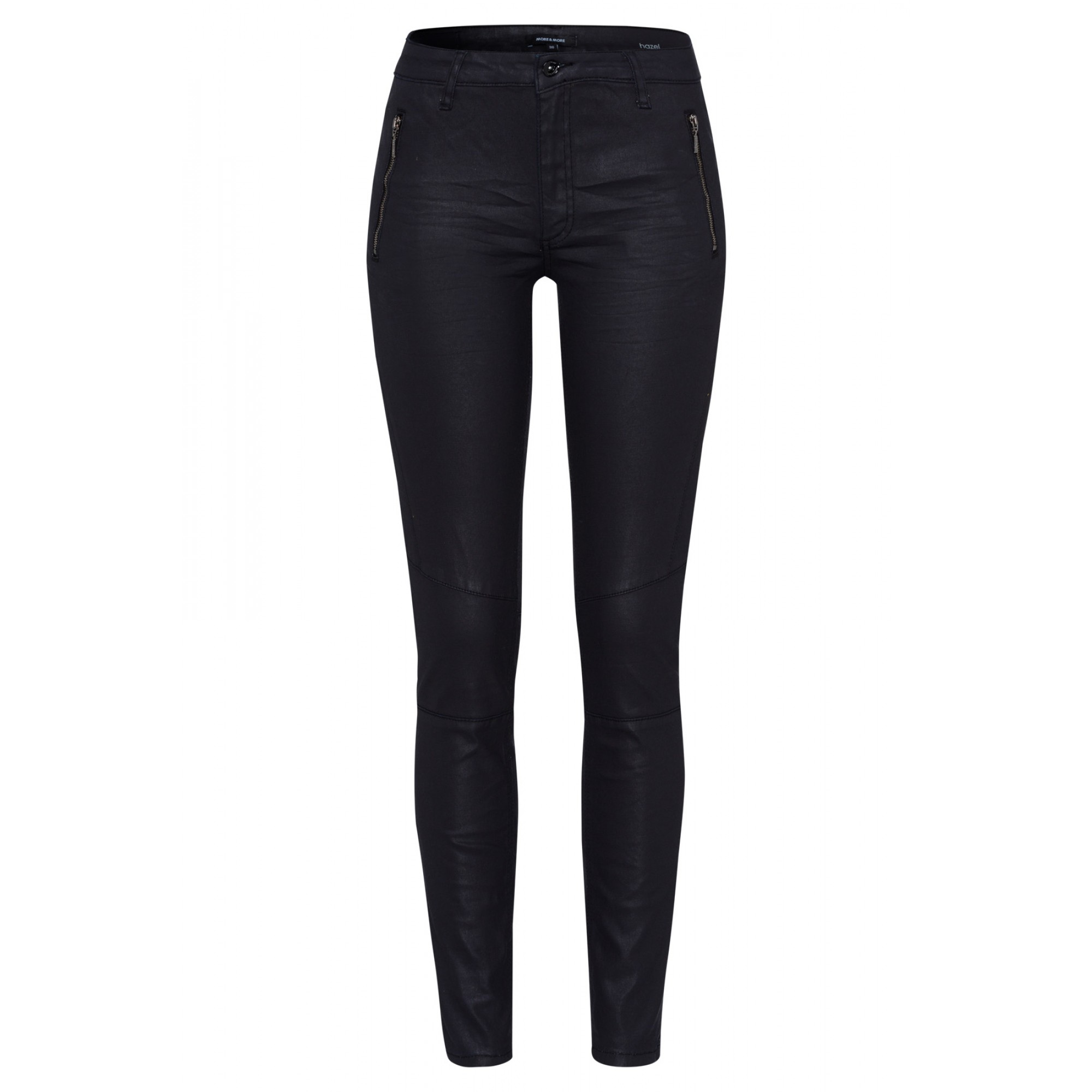 Coated Denim, schwarz, Hazel 81114220-0790 1