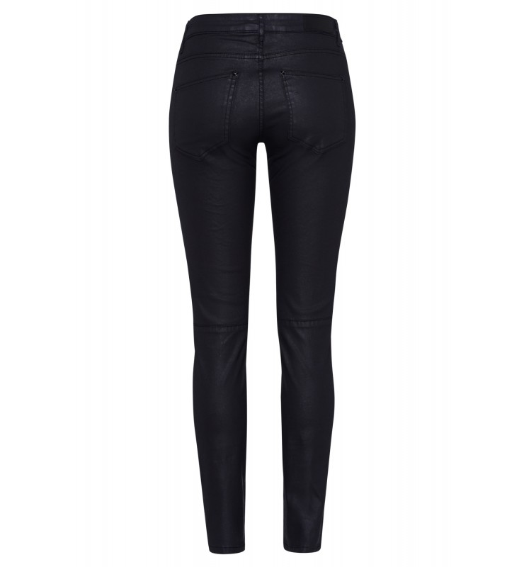 Coated Denim, schwarz, Hazel 81114220-0790 2