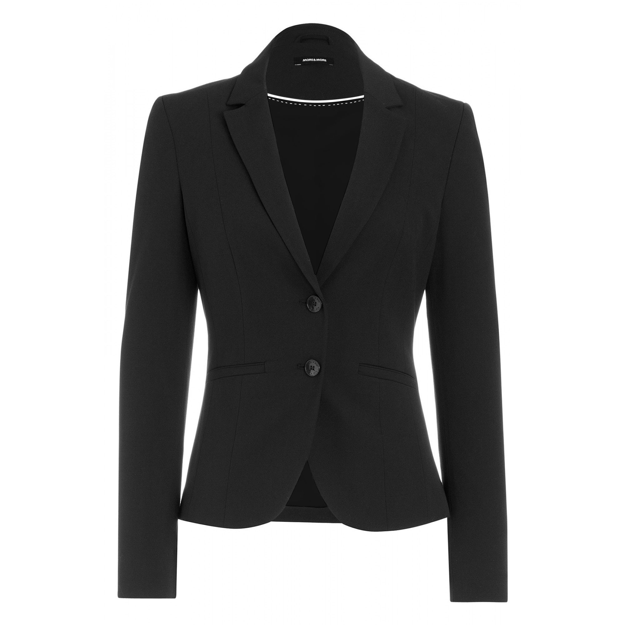 Businessblazer, schwarz 88886509-0790 1