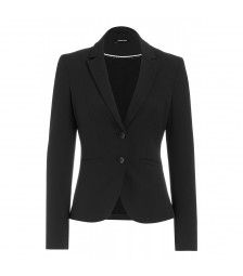 Businessblazer, schwarz