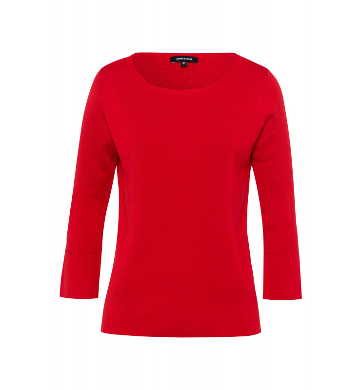 Pullover, rot 91011019-0538 1
