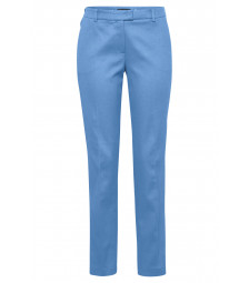 Piqué-Hose, new blue, Hedy