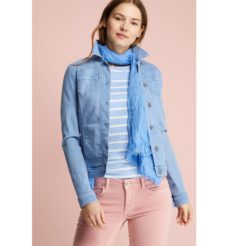 Jeansjacke, new blue 91026200-0322