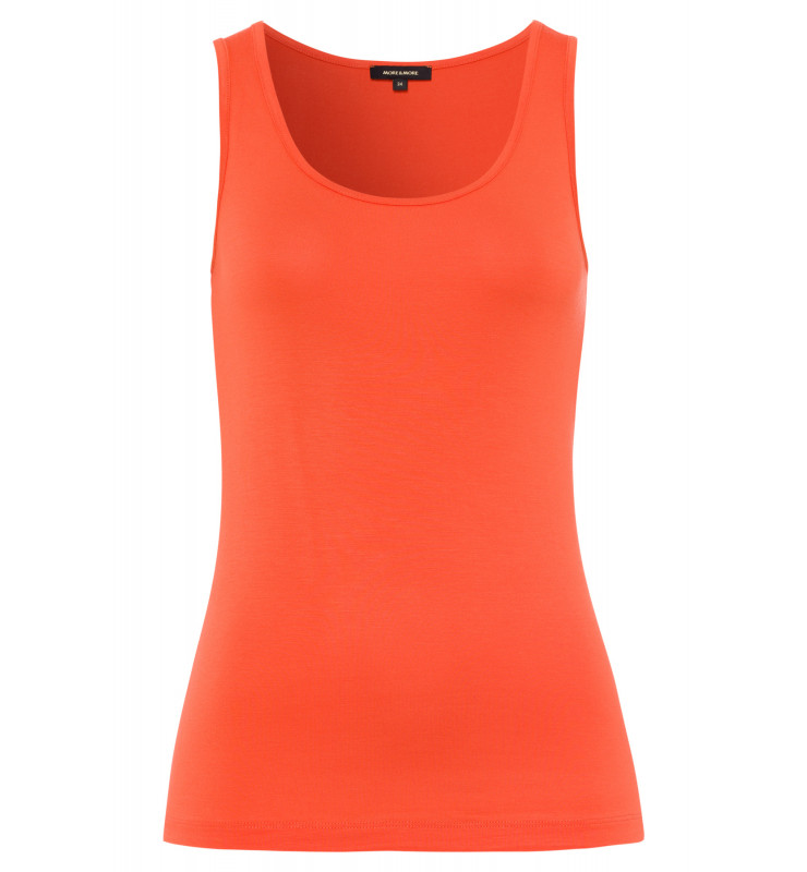 Tank-Top, papaya 91040502-0514 1