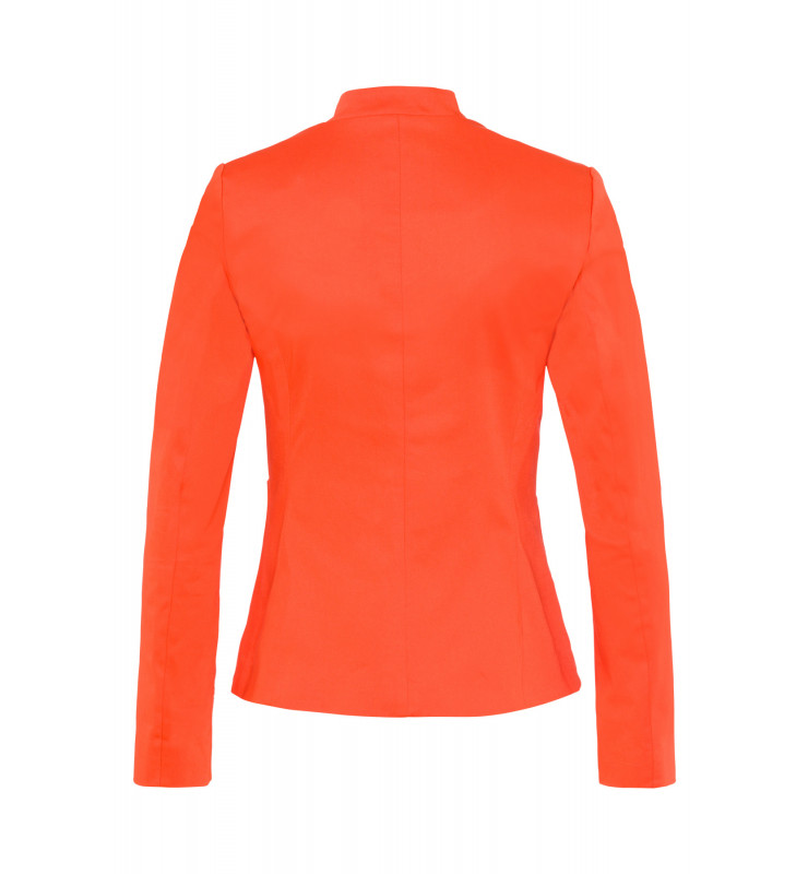 Baumwoll/Stretch Blazer, papaya 91046060-0514 2