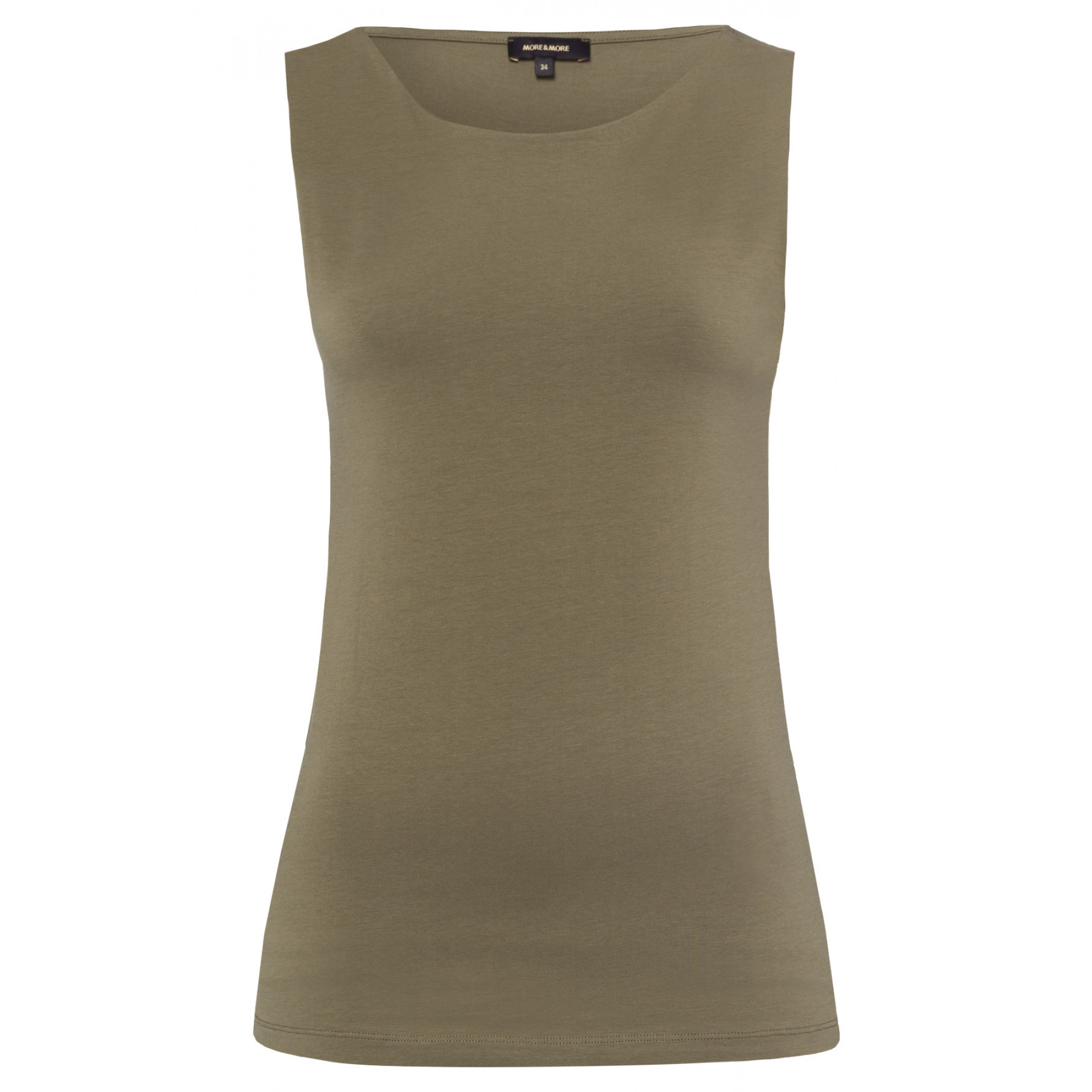 Baumwoll/Stretch Top, african green 91050062-0675 1