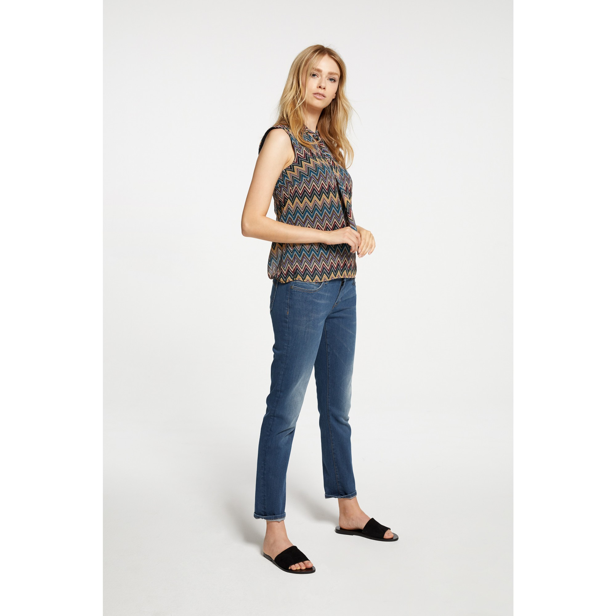 Five Pocket Jeans, Hazel 91074201-0962