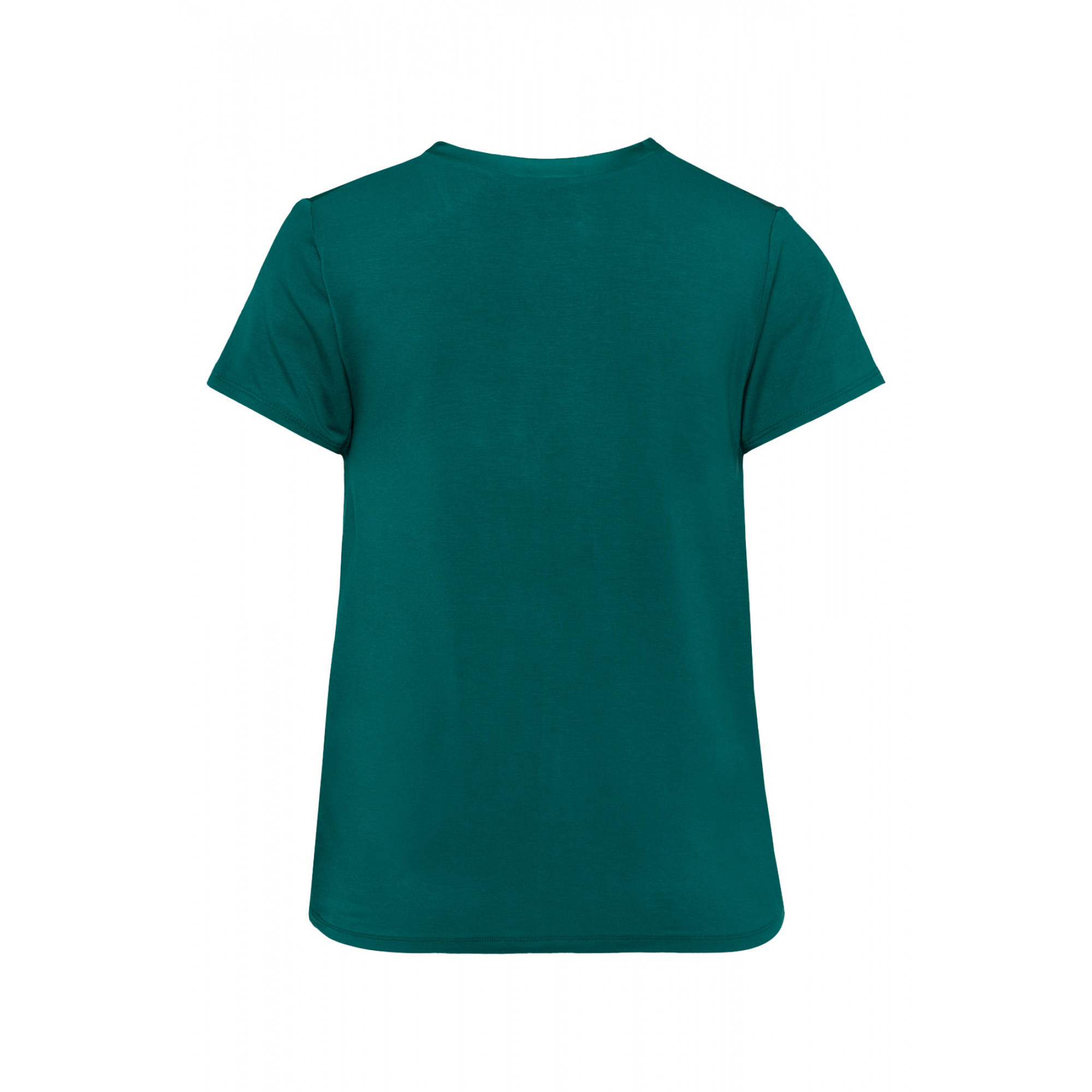 Blusenshirt, Satinfront, emerald green 91090555-0655 2