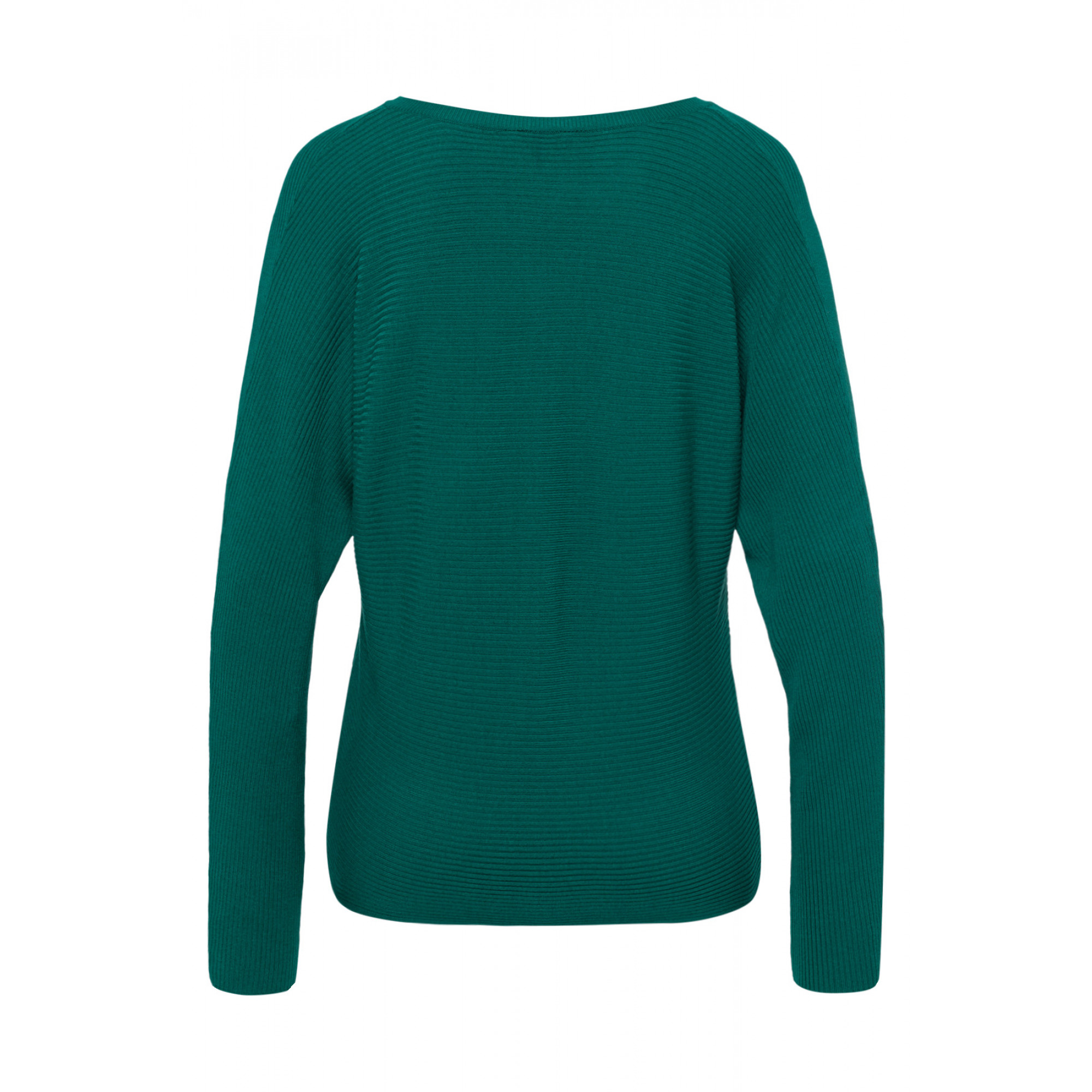 V-Neck Pulli, emerald green 91091002-0655 2