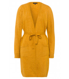 Strickjacke, autumn yellow