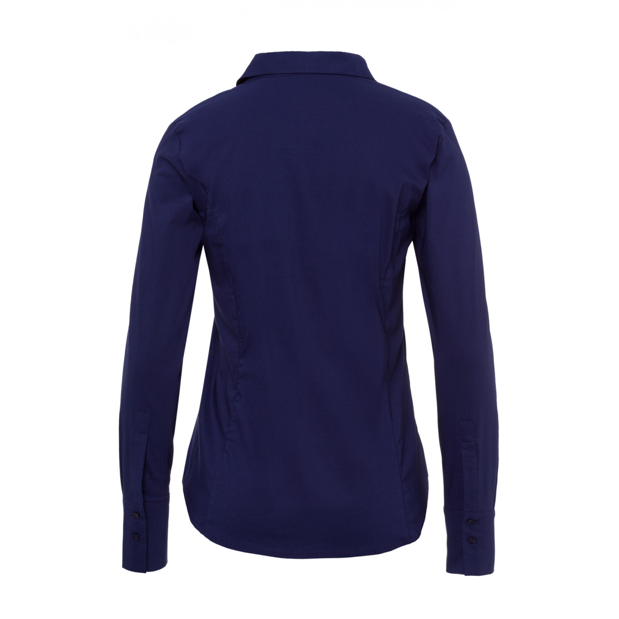 Businessbluse, warm blue 91102572-0371 2