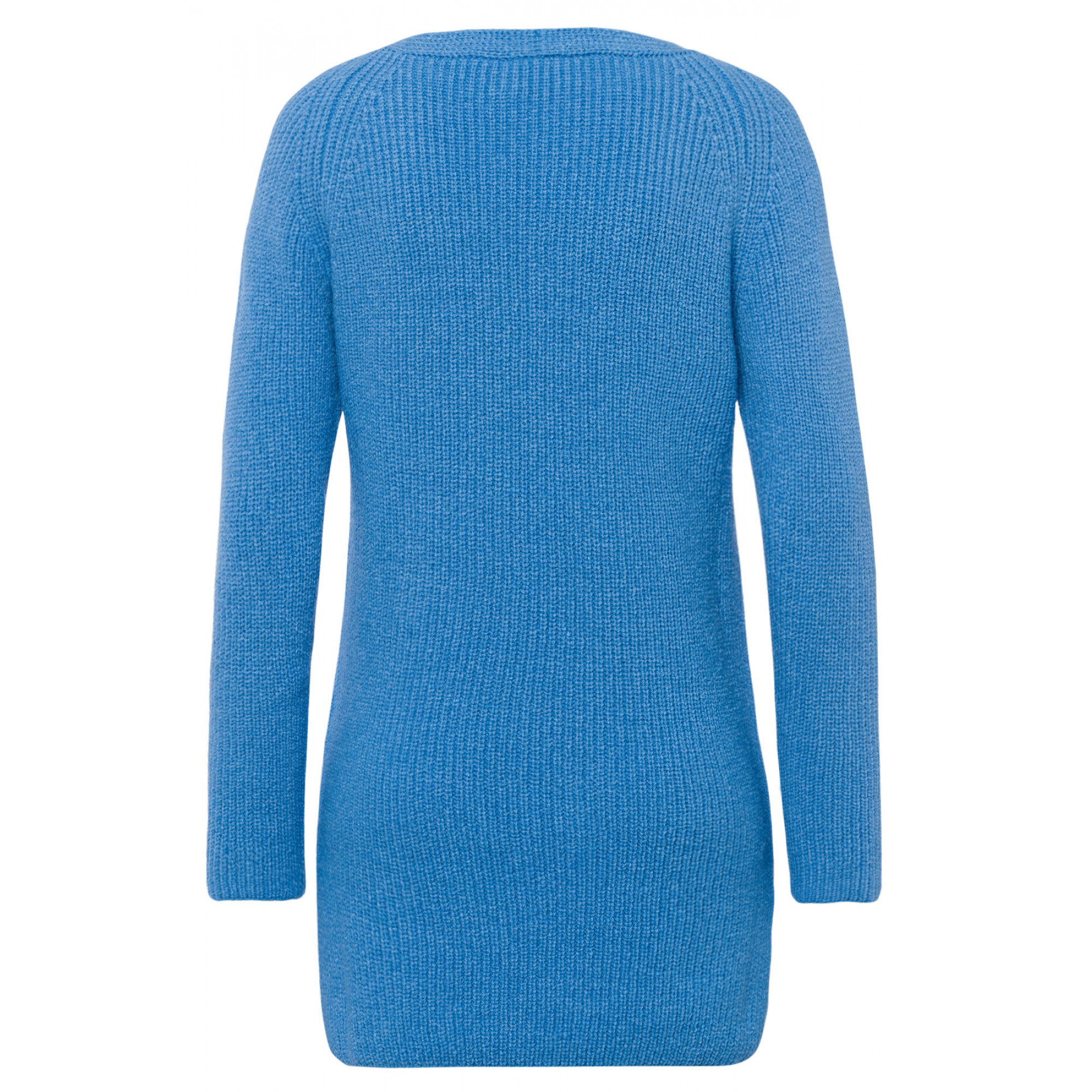 Long-Pullover, Rippe, winter blue 91641088-0329 2