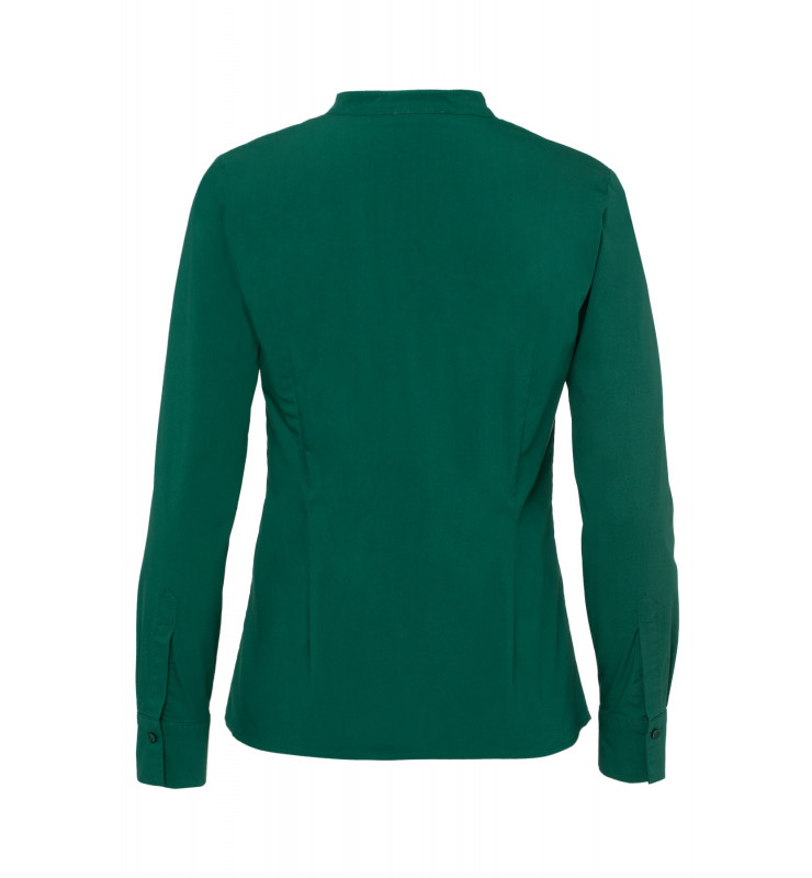Stretchbluse, emerald green 91922522-0655 2