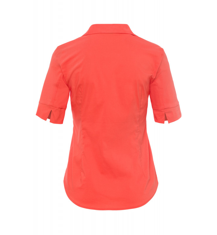 Baumwoll/Stretch Bluse, papaya 91952566-0514 2