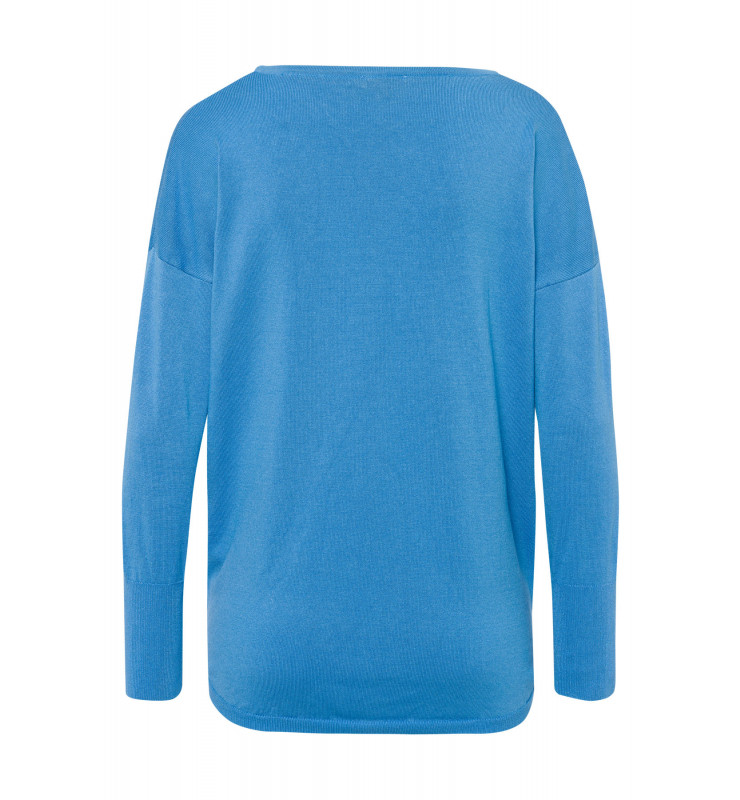 Pullover, Oversize, winter blue 91961536-0329 2